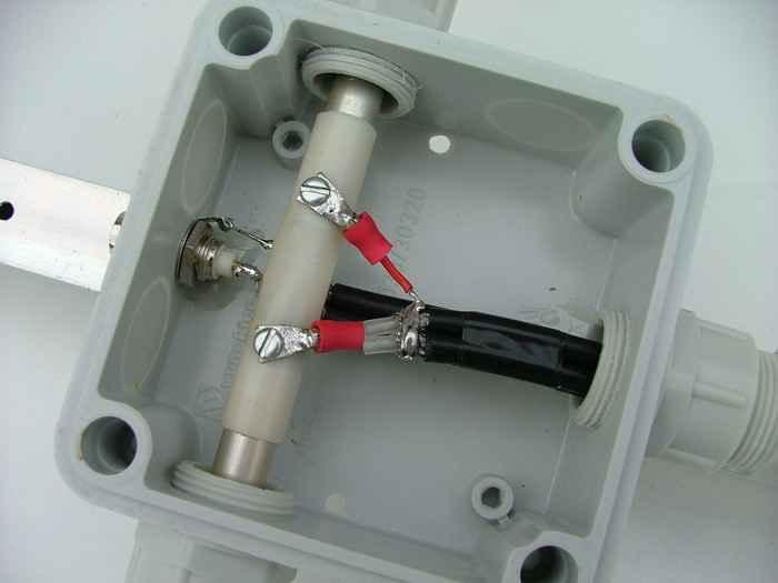 Une yagi trois l ments for Fabriquer antenne fm interieur