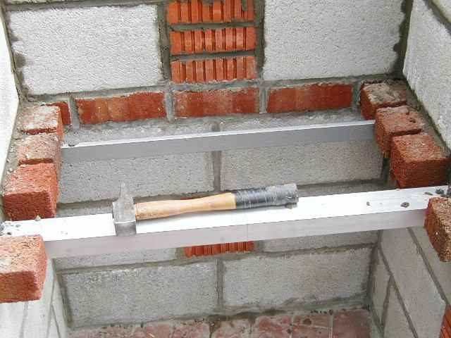 Construction d 39 un barbecue for Construire un barbecue exterieur