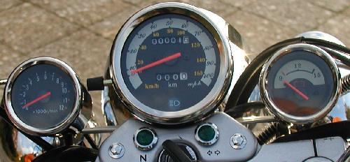 de réglage jauge a essence moto